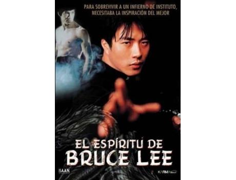 Dvd El Espíritu De Bruce Lee Edição Em Espanhol Worten Pt
