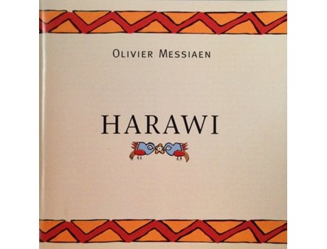 CD Olivier Messiaen - Harawi