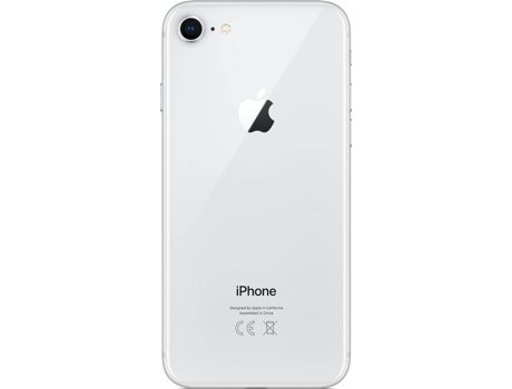 iPhone 8 APPLE (4.7'' - 2 GB - 128 GB - Prateado)