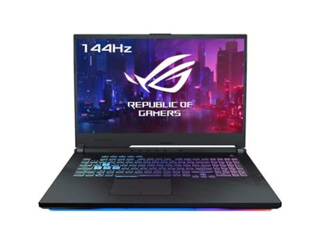 Portátil Gaming ASUS ROG Strix G G531GU-79AT6CB2 (15.6   - Intel Core i7-9750H - RAM: 16 GB - 512 GB SSD - NVIDIA GeForce GTX 1660Ti)