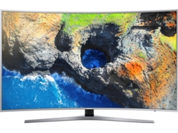 TV LED Curvo UHD Smart TV 55'' SAMSUNG UE55MU6505U — Ultra HD / 1600 PQI