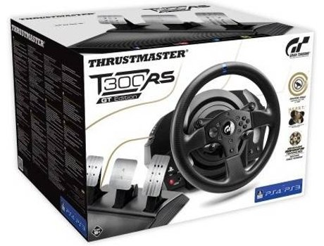 Volante PS4 THRUSTMASTER T300 RS GT Edition EU Version — PS4/PS3/PC