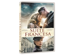 DVD Suite Francesa — De: Saul Dibb | Com: Michelle Williams, Kristin Scott Thomas, Margot Robbie