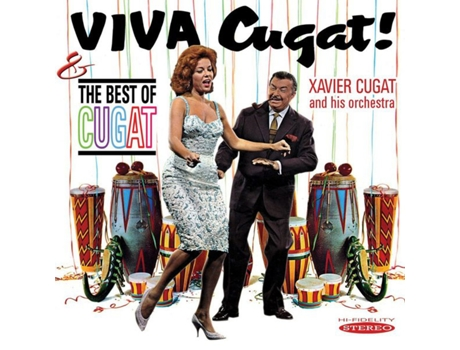 CD Xavier Cugat And His Orchestra - Viva Cugat! / The Best Of Cugat