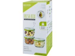 Caixas a vácuo  BECKEN Fresh Box BFB-2970 CP4 (850 ml) — 850 ml