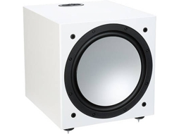 Subwoofer MONITOR AUDIO Silver W12 Branco — 500W | 20-120Hz