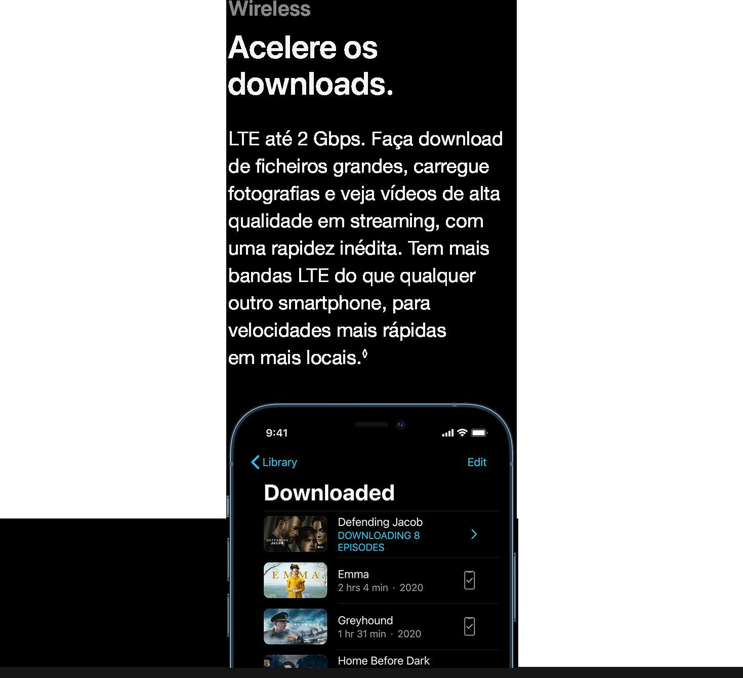 iPhone 12 Pro e iPhone 12 Wireless