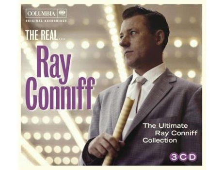 CD Ray Connif - The Real... Ray Conniff — Pop-Rock