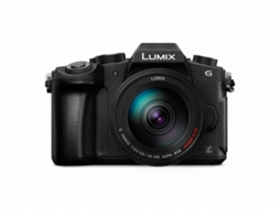 Máquina Fotográfica PANASONIC Lumix 4K G80+14-140MM — 16 MP | ISO 100 a 25600