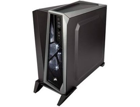 Caixa PC CORSAIR Carbide Alpha Gaming B/S — ATX