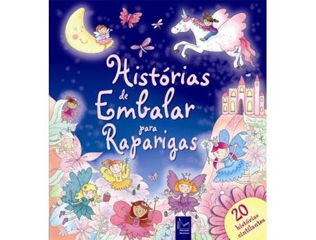 Educa - Livro Histórias de Embalar Para Raparigas