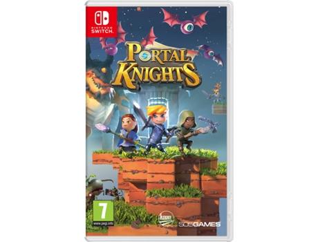 5f8c9709b40 Jogo Nintendo Switch Portal Knights