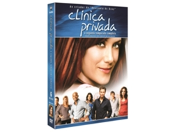 DVD Clinica Privada - Temporada 2 — De: Shonda Rhimes | Com: Kate Walsh,Tim Daly,Audra McDonald
