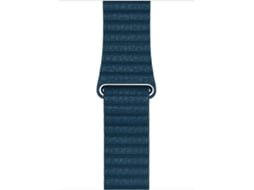 Bracelete APPLE 42mm Cosmos Blue Leather Loop — Bracelete / 42mm