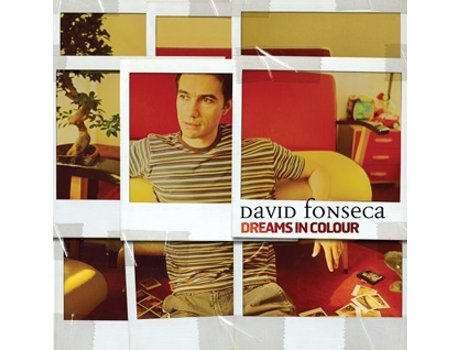 CD David Fonseca - Dreams in Color — Pop-Rock
