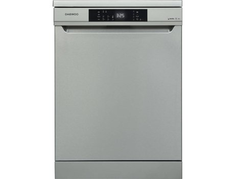 Máquina de Lavar Loiça DAEWOO DDW-V13A1ES (13 Conjuntos - 59.8 cm - Inox)