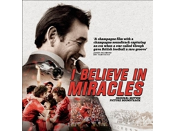 CD I Believe in Miracles — Banda Sonora