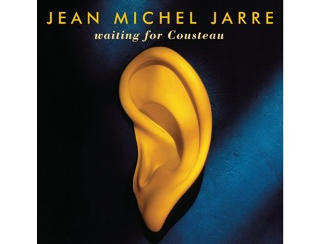 CD Jean Michel Jarre Waiting for Cousteau — Pop-Rock