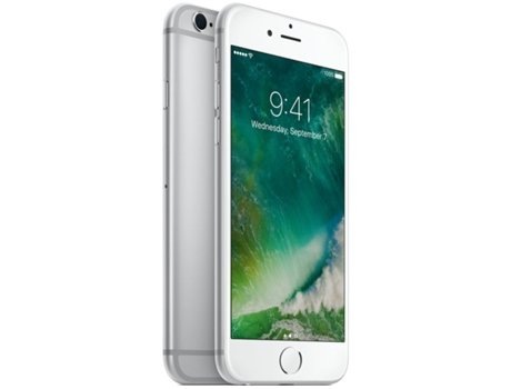 Smartphone APPLE iPhone 6s 32GB Prateado — iOS 10 | 4.7'' | A9