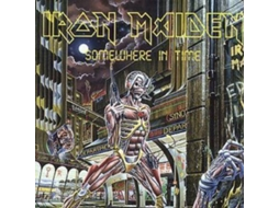 CD Iron Maiden - Somewhere in Time — Pop-Rock