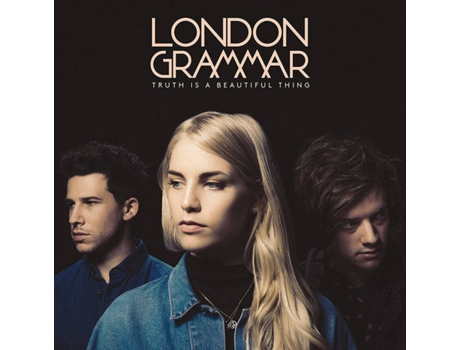 CD London Grammar - Truth Is A Beutiful Thing — Pop-Rock