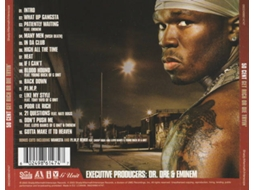 CD 50 Cent - Get Rich Or Die Tryin — Hip-Hop