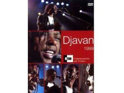 CD/DVD Djavan - Programa Ensaio 1999 — Música do Mundo