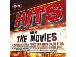 CD Vários - Hits From The Movies — Pop-Rock