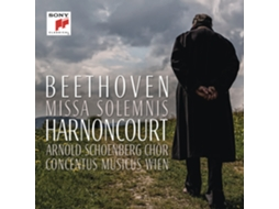 CD N. Harnoncourt - Beethoven: Missa Sol — Clássica