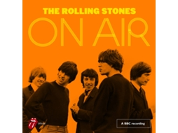 CD The Rolling Stones - On Air — Pop-Rock