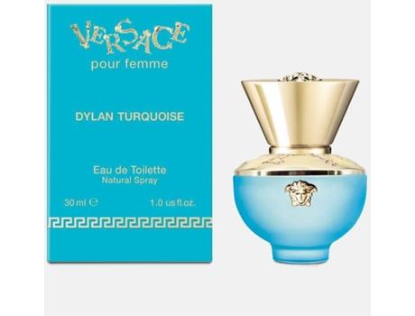 Perfume VERSACE  Dylan Turqoise Eau de Toilette (30 ml)