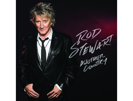 CD Rod Stewart - Another Country — Pop-Rock