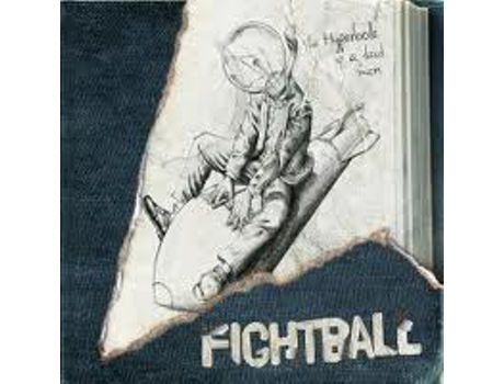 CD Fightball - The Hyperbole Of A Dead Man