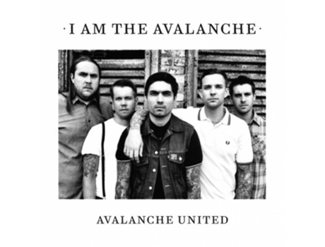 CD I Am The Avalanche - Avalanche United