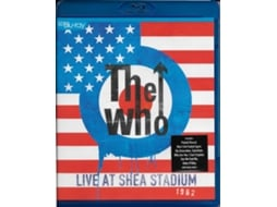 Blu-ray The Who - Live At Shea Stadium 1982