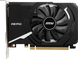 Placa Gráfica MSI GeForce GT 1030 Aero ITX (NVIDIA - 2 GB DDR4) — NVIDIA | GeForce GT 1030