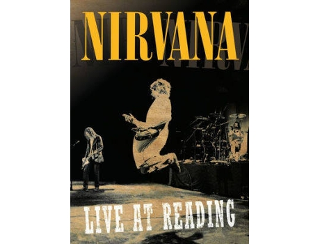 DVD Nirvana - Live at Reading — Pop-Rock