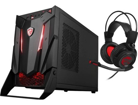 Desktop Gaming MSI Nightblade 3 VR7RC-006EU — Intel i7-7700 / 16 GB / 1 TB + 128 GB