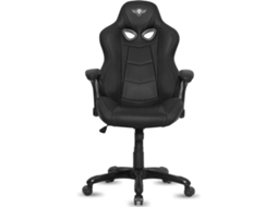 Cadeira Gaming SPIRIT OF GAMER Racing em Preto — Cadeira Gaming