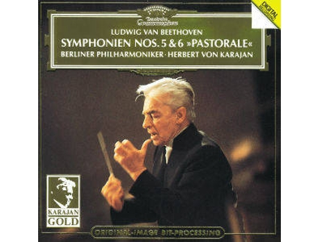 CD O F Berlin - Beethoven: Symphony No. 5 — Clássica