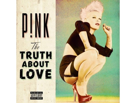 Vinil Pink - The Truth About Love — Pop-Rock
