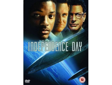 DVD Independence Day Inglês