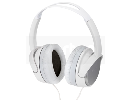 Auscultadores Com fio SONY MDRXD151 (On Ear - Branco) — On Ear