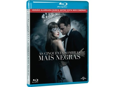 Blu-Ray As Cinquenta Sombras Mais Negras — De: James Foley | Com: Dakota Johnson,  Jamie Dornan,  Eric Johnson