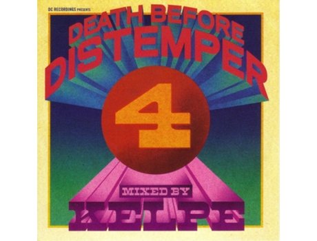 CD Death Before Distemper 4 Mixed By Kelpe