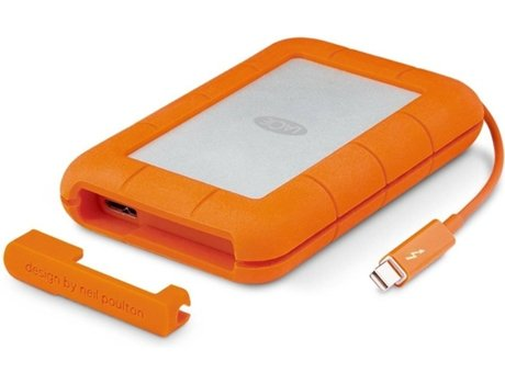 Disco Externo HDD  2.5'' LACIE Rugged — 2.5'' | 2Tb