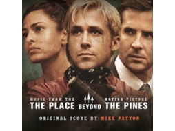 CD Mike Patton - The Place Beyond The Pines (Music From The Motion Picture)