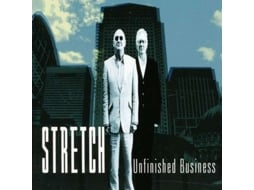 CD Stretch - Unfinished Business