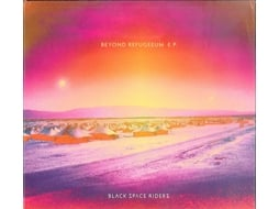 CD Black Space Riders - Beyond Refugeeum E.P.