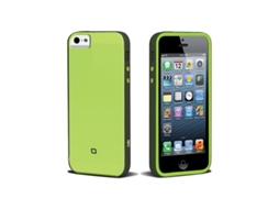 Capa SBS Sweet Flurry iPhone 5, 5s, SE Verde — Compatibilidade: iPhone 5, 5s, SE